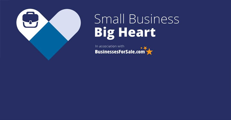 article The Search for the UK's Small Business With the Biggest Heart 2018 Has Begun image