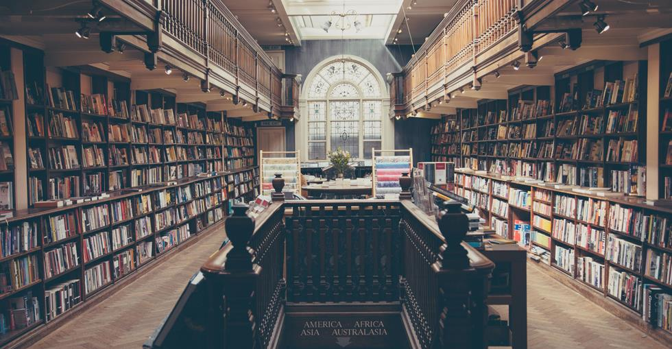 article Sector Spotlight: Bookshops image