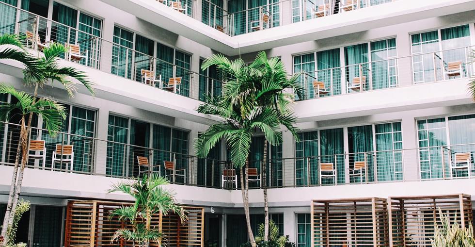 what lenders look hotel