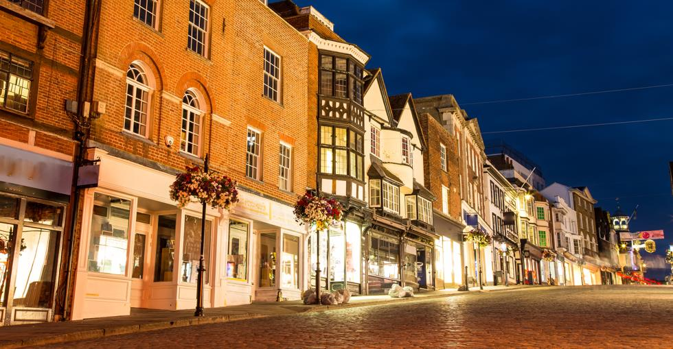 Sector Spotlight: Shops