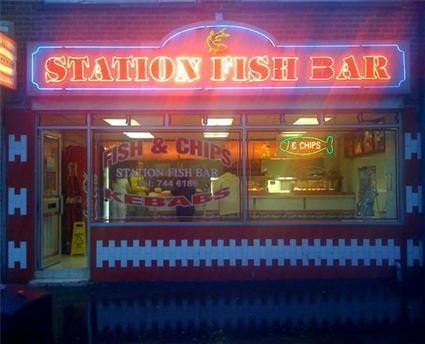 Saler Aquarium Store | A Fish Chip Shop
