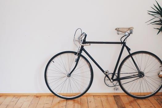 Bike in Shop