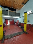 established garage offering services - 2