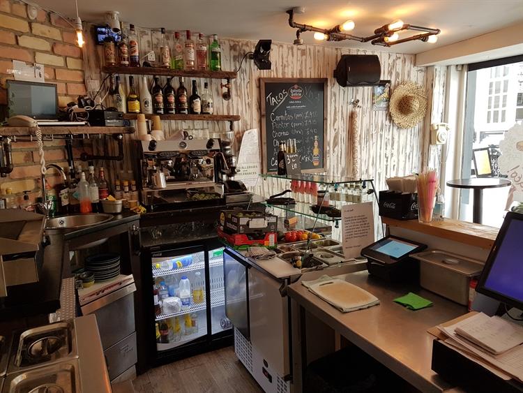 licensed coffee taco bar - 4