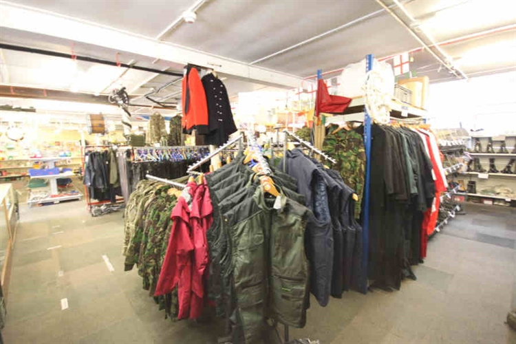 army surplus stores exeter - 5