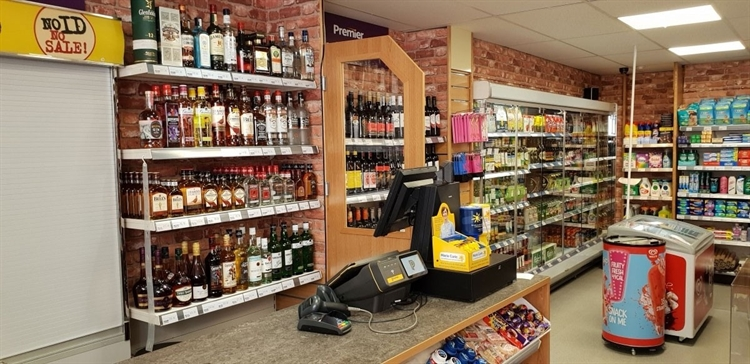 established freehold convenience store - 4