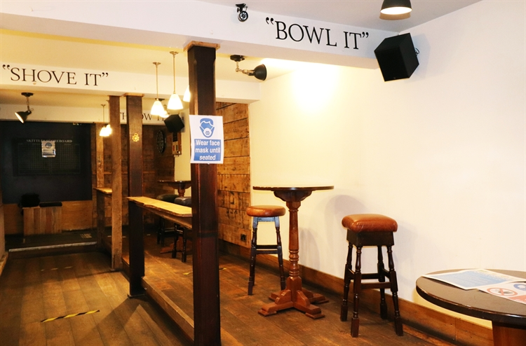 freehold freehouse with accommodation - 7