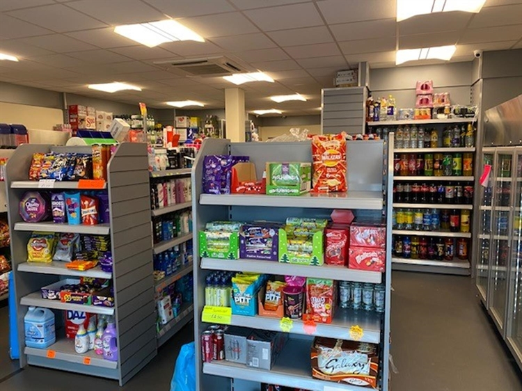 leasehold convenience store off - 14