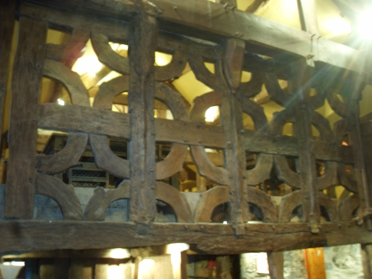 wales' finest medieval inn - 11