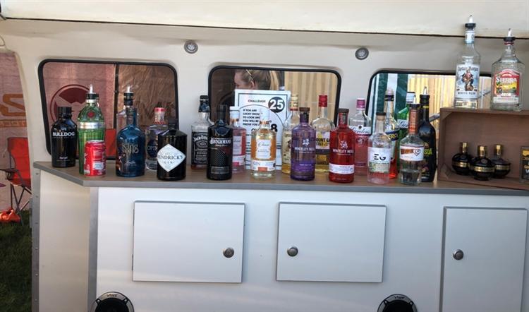 bespoke mobile bar kendal - 13