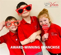successful little voices franchise - 2