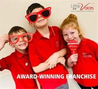 successful little voices franchise - 2