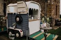 vintage horse trailer mobile - 1