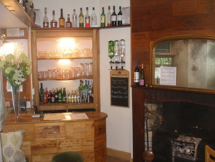 refurbished restaurant with accommodation - 11