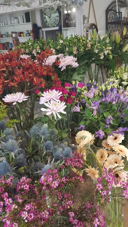 a one retail florist - 2