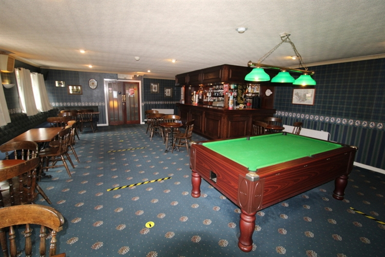 substantial 6-bedroom hotel situated - 5