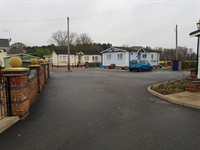 small residential park home - 2