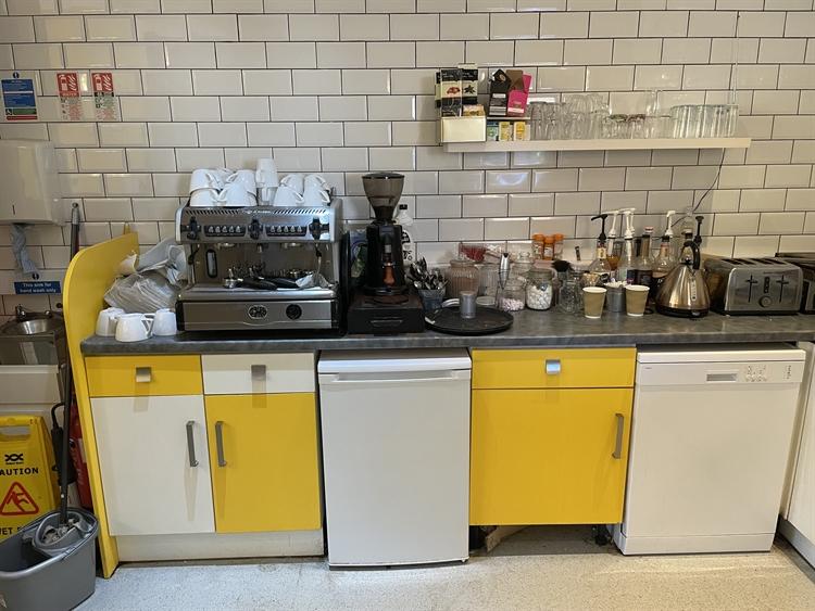 established coffee shop cafe - 5