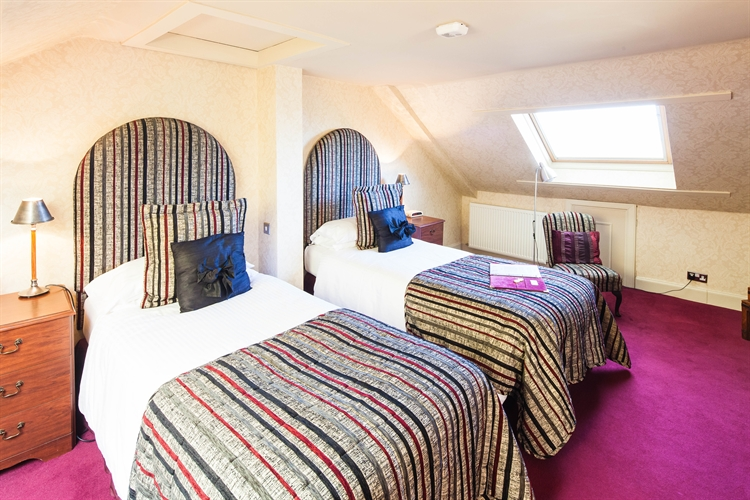 well-presented 6-bedroom guesthouse auchterarder - 10