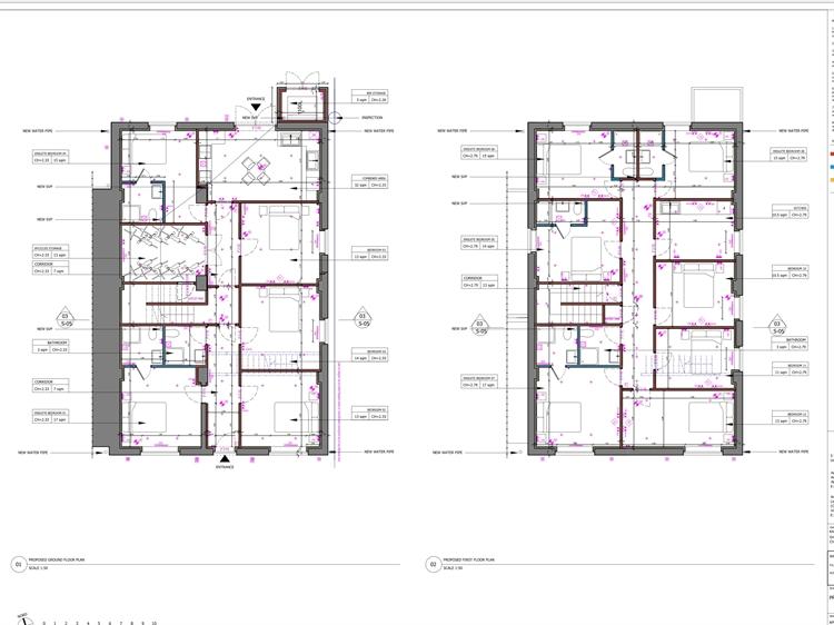 12 bedroom hmo development - 4