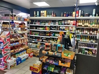 convenience store newsagents with - 1