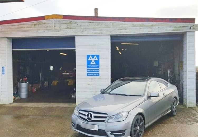 unique petrol station garage - 5