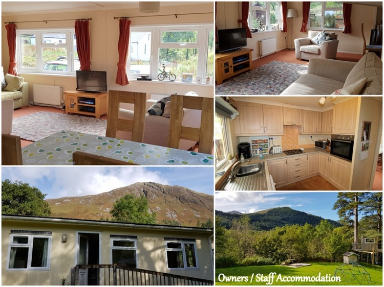 magnificent holiday park bunkhouse - 12