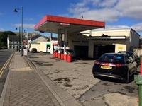 established petrol mot station - 1