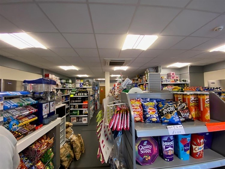 leasehold convenience store off - 5