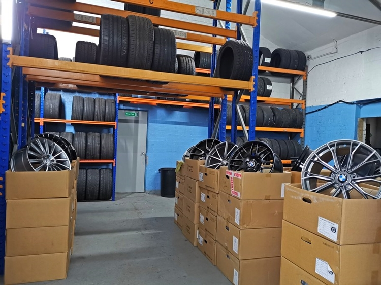 equipped cars alloy wheels - 6