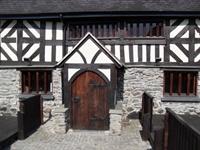 wales' finest medieval inn - 2