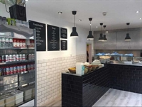 sandwich bar chancery lane - 1