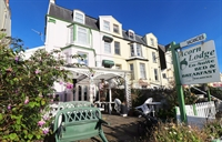 seafront guest house tea - 1