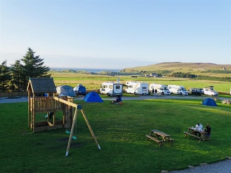 camping glamping touring park - 14