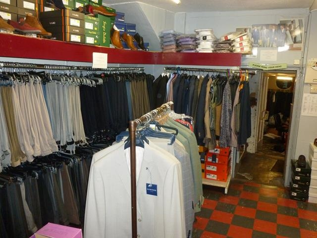 established menswear retailer ilminster - 5