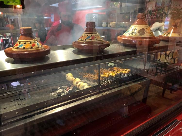 restaurant shisha new takeaway - 8