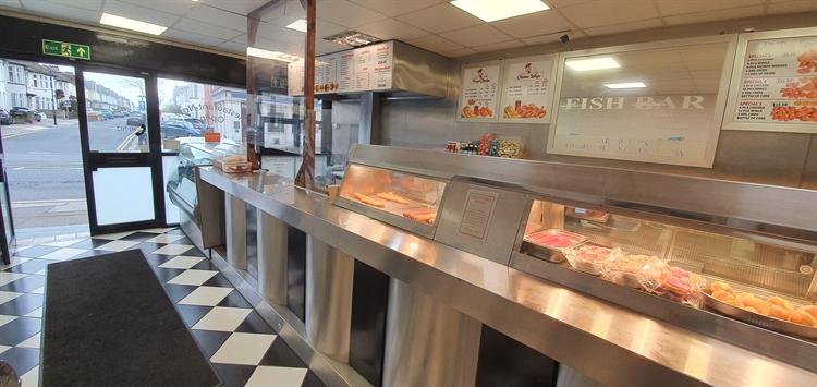 fish chip restaurant takeaway - 8