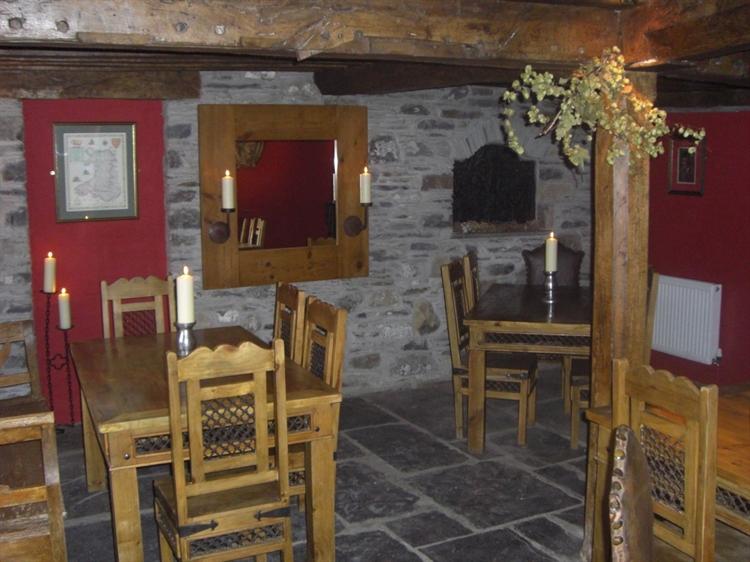 wales' finest medieval inn - 8