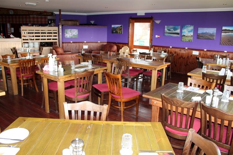 modern restaurant cafe set - 4