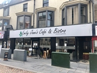 cafe with bistro blackpool - 1
