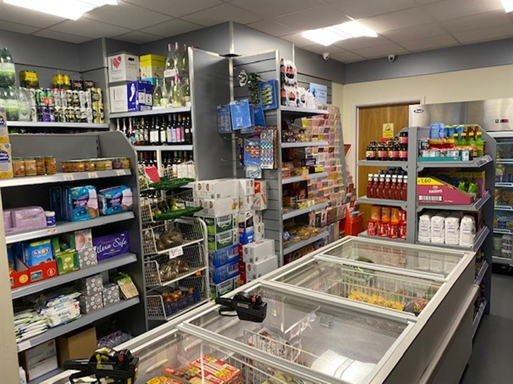 leasehold convenience store off - 10