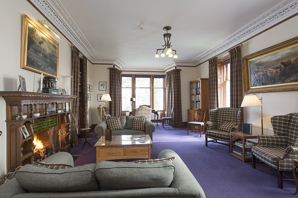dalrachney lodge country house - 5
