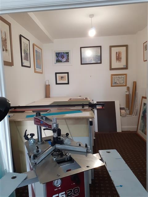 bespoke picture framing business - 4