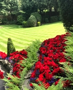grounds maintenance landscaping business - 1