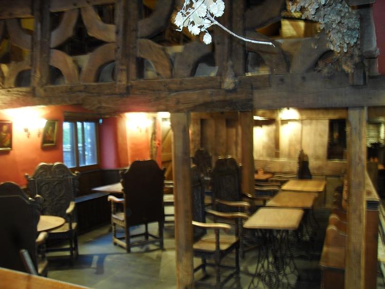 wales' finest medieval inn - 14