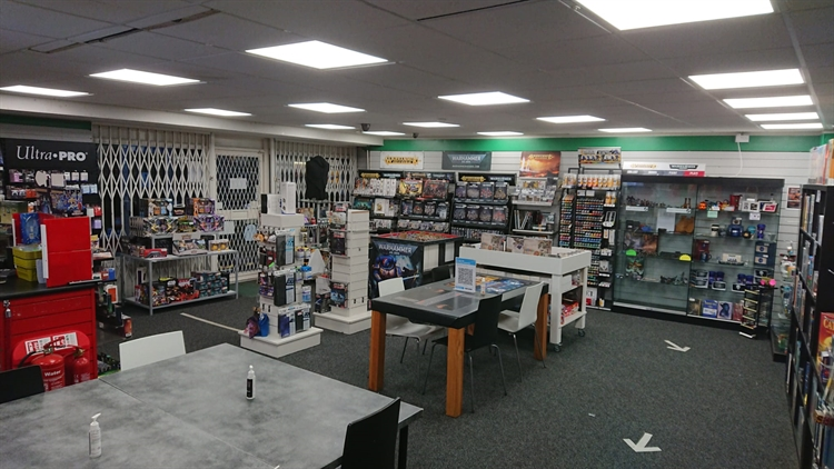 renowned popular games shop - 6