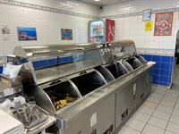 traditional fish chip takeaway - 1