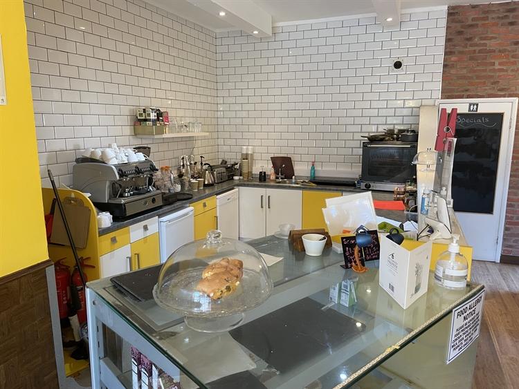 established coffee shop cafe - 4
