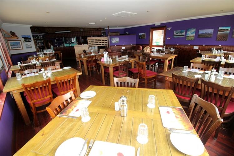 modern restaurant cafe set - 6