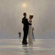 independent accredited vettriano art - 1